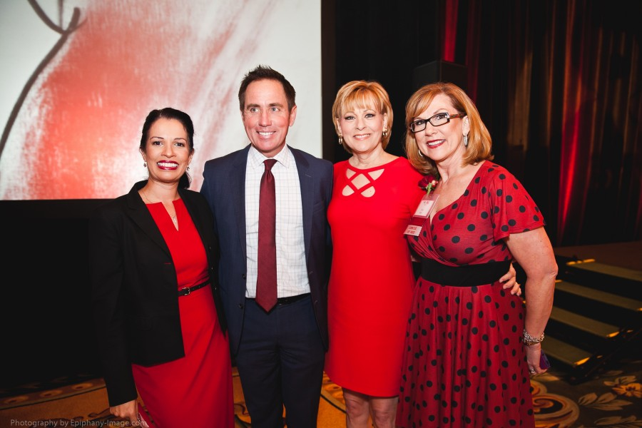 2015 Go Red for Women Luncheon Sponsored by Mac's | Photography By Epiphany-Image.com