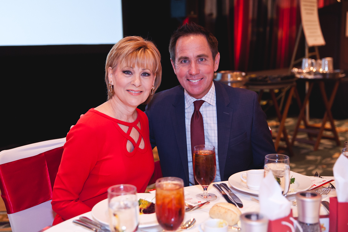 Martie Salt & Greg Warmoth Hosting the 10th Annual Go Red for Women Luncheon