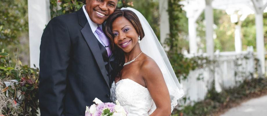 The Williams Wedding
